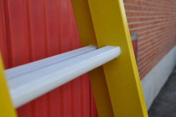Escalera Extensible de Fibra